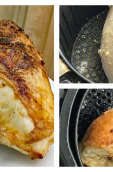 Easy Air Fryer Split Chicken Breast {Deals to Meals}