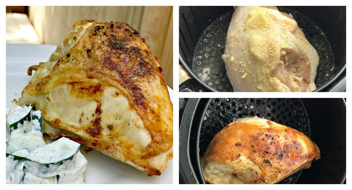 Easy Air Fryer Split Chicken Breast Deals To Meals The