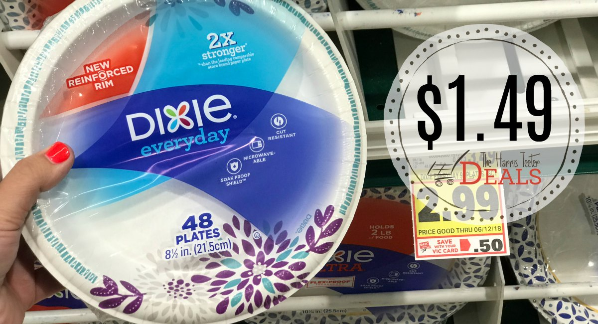 Printable Coupons Archives Page 46 Of 1350 The Harris & Dixie Plastic Plates - Castrophotos