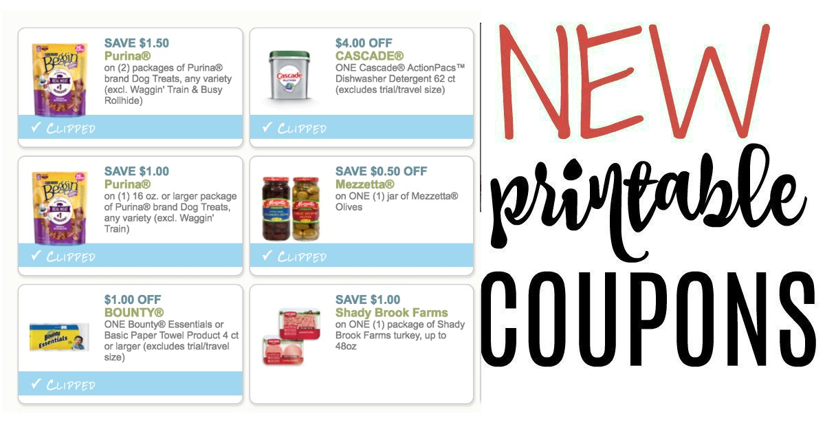 photograph relating to Bounty Printable Coupons named Fresh new Printable Coupon codes! - The Harris Teeter Discounts