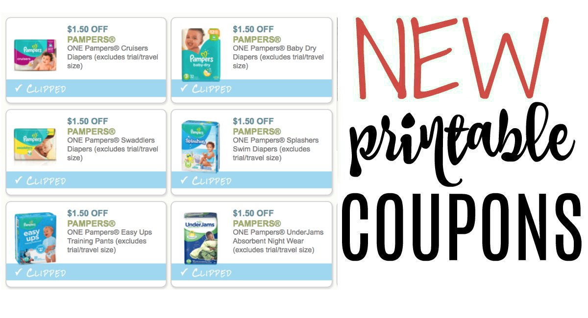 image relating to Printable Pampers Coupons named $9 Significance Of Pampers Discount coupons toward Print! Simple Ups merely $4.49