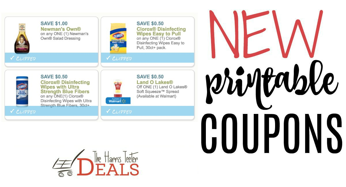graphic relating to Clorox Printable Coupons referred to as Fresh Printable Discount codes Clorox, Land O Lakes and far more! - The