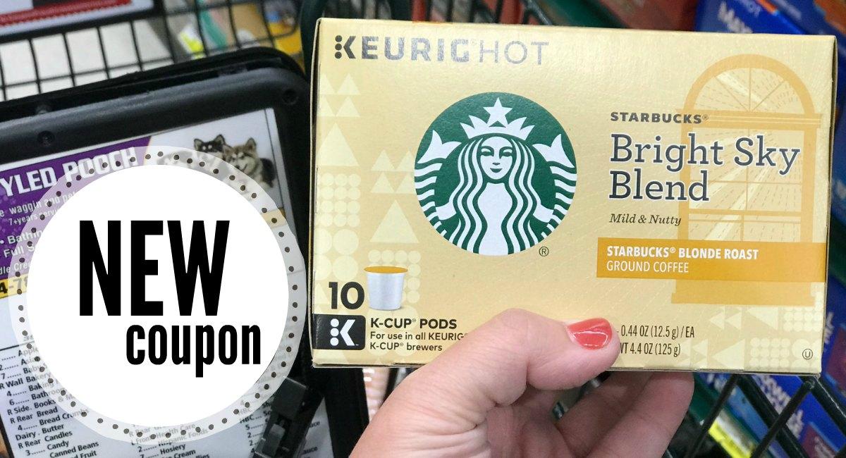 graphic about Starbucks Printable Coupon identified as Uncommon Starbucks $2 off 2 Printable Coupon! - The Harris
