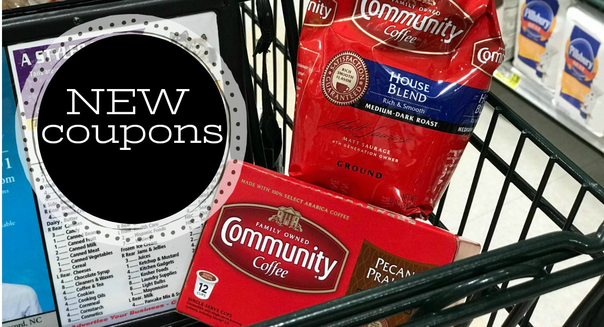 photograph about Printable Community Coffee Coupons called Refreshing Neighborhood Espresso Printable Coupon codes! As lower as $2.99 at