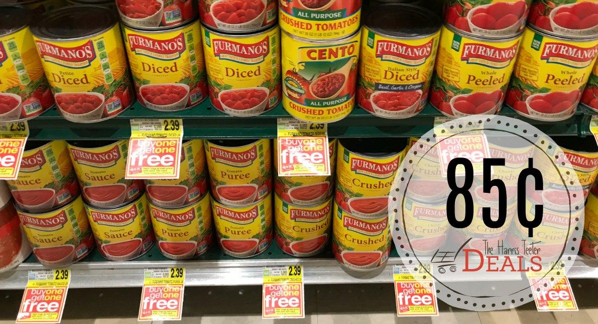 furmano tomatoes coupon