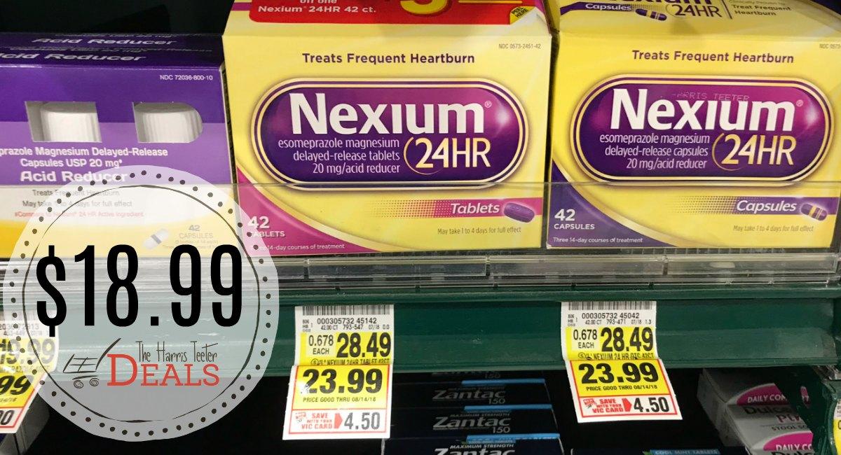 Nexium pulled off market