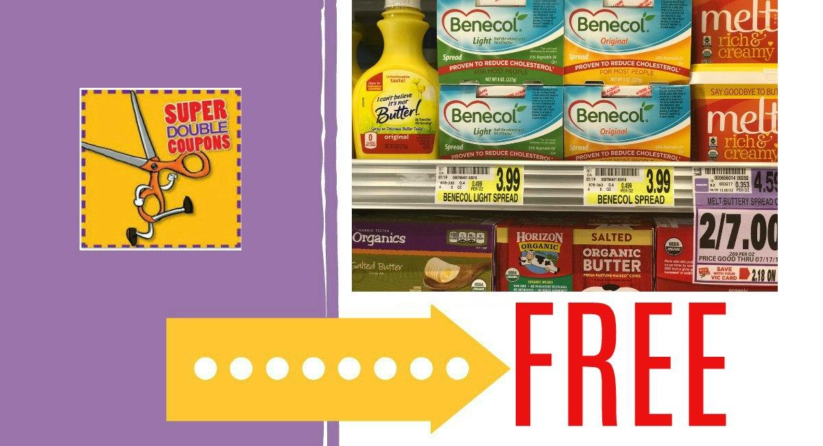 Benecol coupons