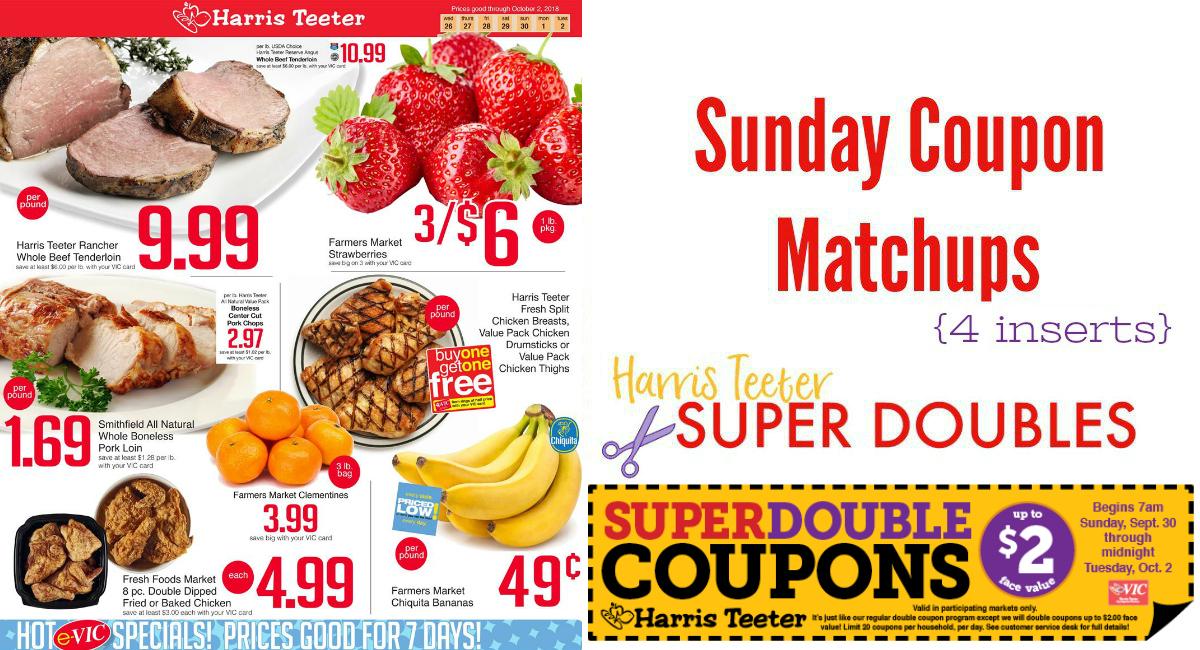 Walgreens Coupon Matchups 1/13/19