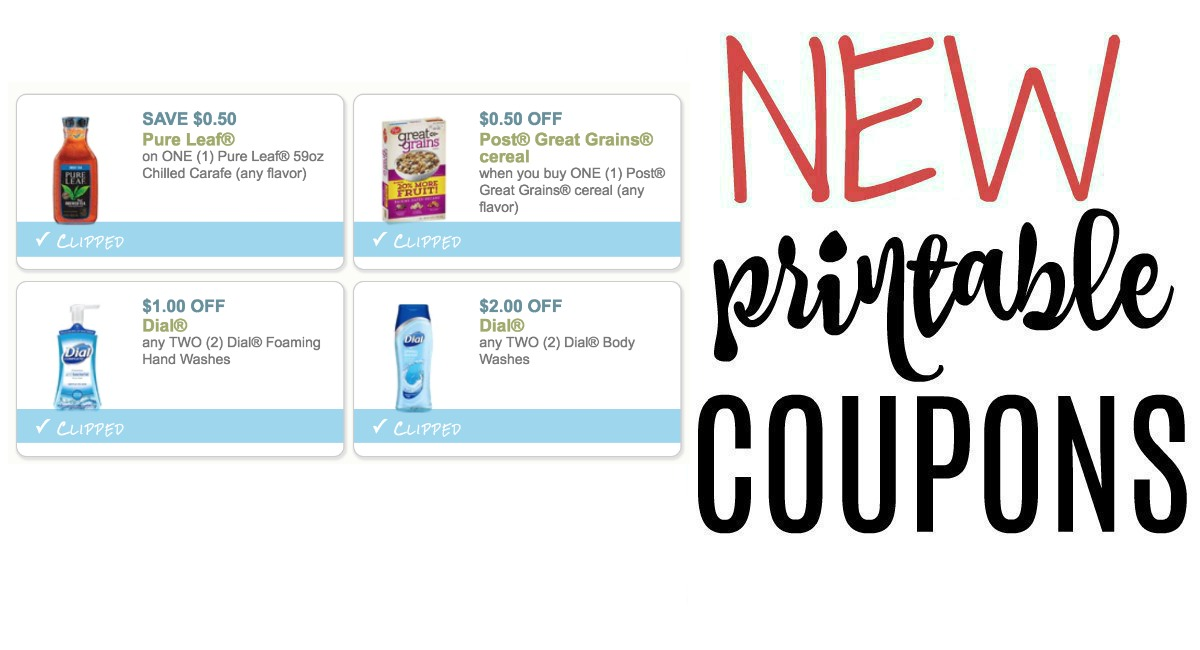 photo about Printable Dial Coupons identify Contemporary Printable Coupon codes Purely natural Leaf, Dial, Terrific Grains - The
