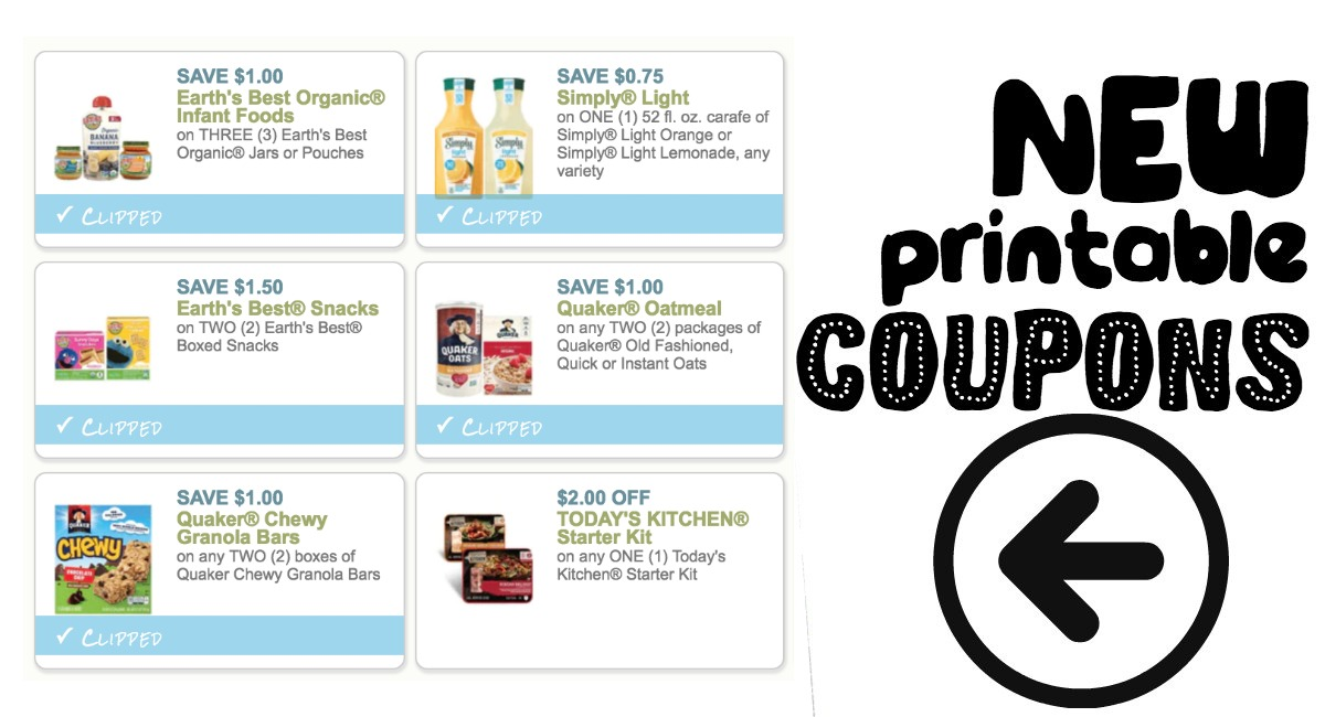 photo relating to Quaker Printable Coupons named Clean Printable Discount codes Merely Lemonade, Earths Most straightforward and