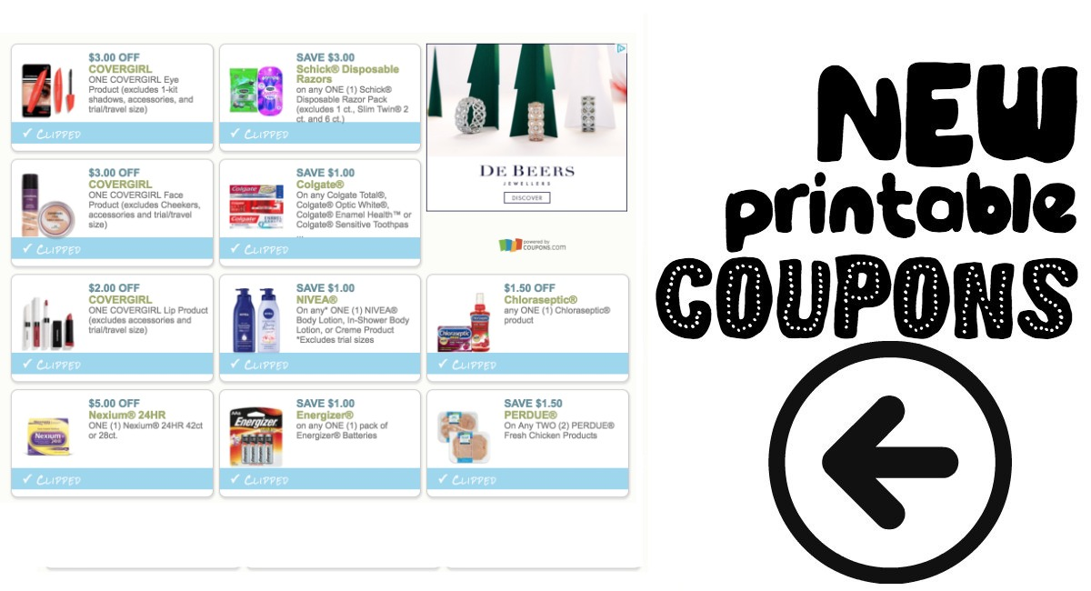 photograph about Nexium Printable Coupon referred to as Clean Printable Discount codes at Harris Teeter! - The Harris Teeter