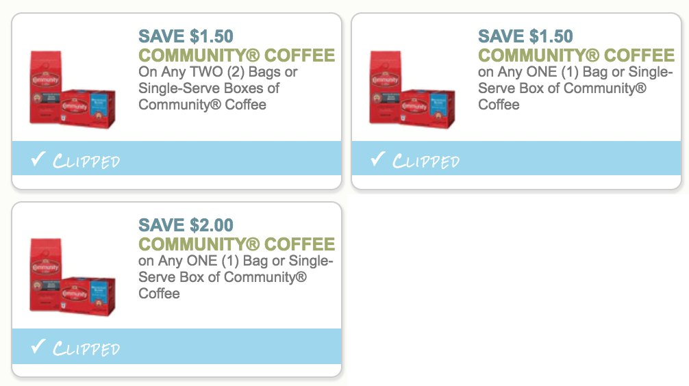 photo relating to Printable Community Coffee Coupons titled Fresh new Regional Espresso Printable Discount coupons! As small as $2.99 at