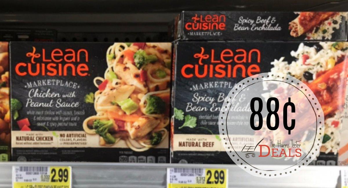 image regarding Lean Cuisine Coupons Printable referred to as Incredibly hot Fresh Lean Delicacies Entree Rebate + Harris Teeter Bundle