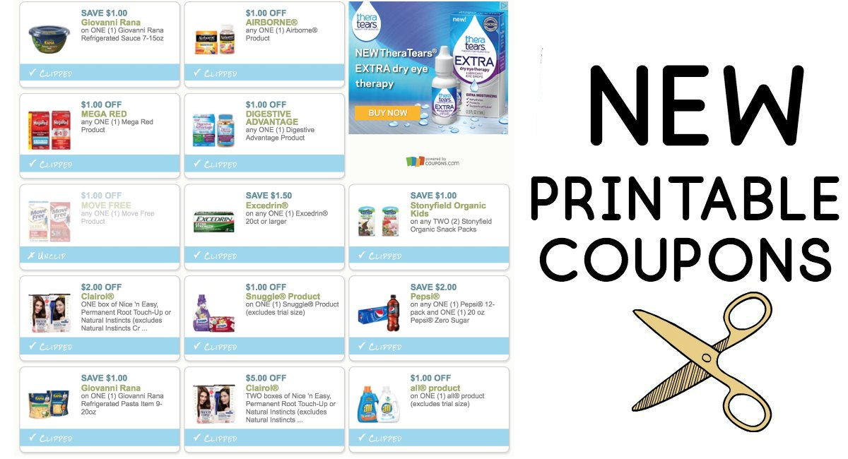picture regarding Pepsi Printable Coupons identified as Contemporary Printable Coupon codes Pepsi, Bella Pet Food stuff, Excedrin, and
