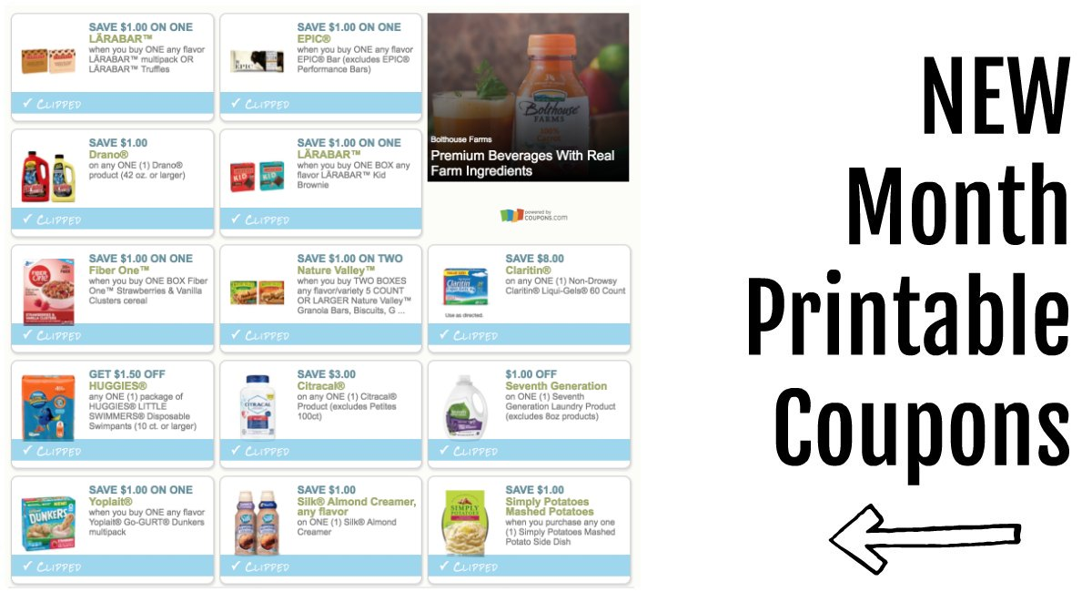 photograph regarding Seventh Generation Printable Coupons identify Refreshing Thirty day period Printable Discount codes! - The Harris Teeter Offers