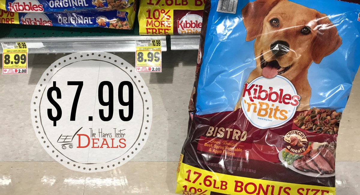 photo about Kibbles and Bits Printable Coupons known as Printable Discount coupons Archives - Website page 134 of 589 - The Harris