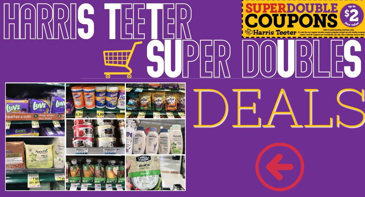 Super Doubles Deals NOT To Miss in May!