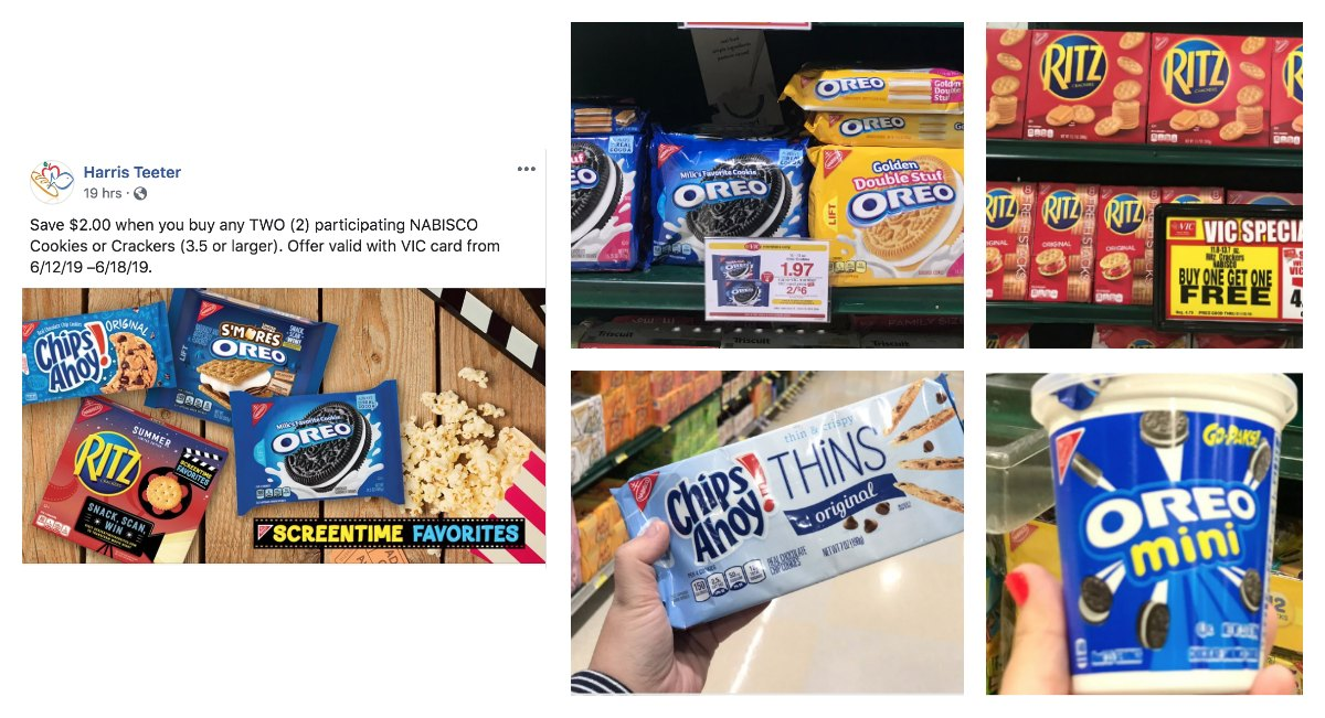 image relating to Nabisco Printable Coupons titled Printable Discount coupons Archives - Web page 96 of 597 - The Harris