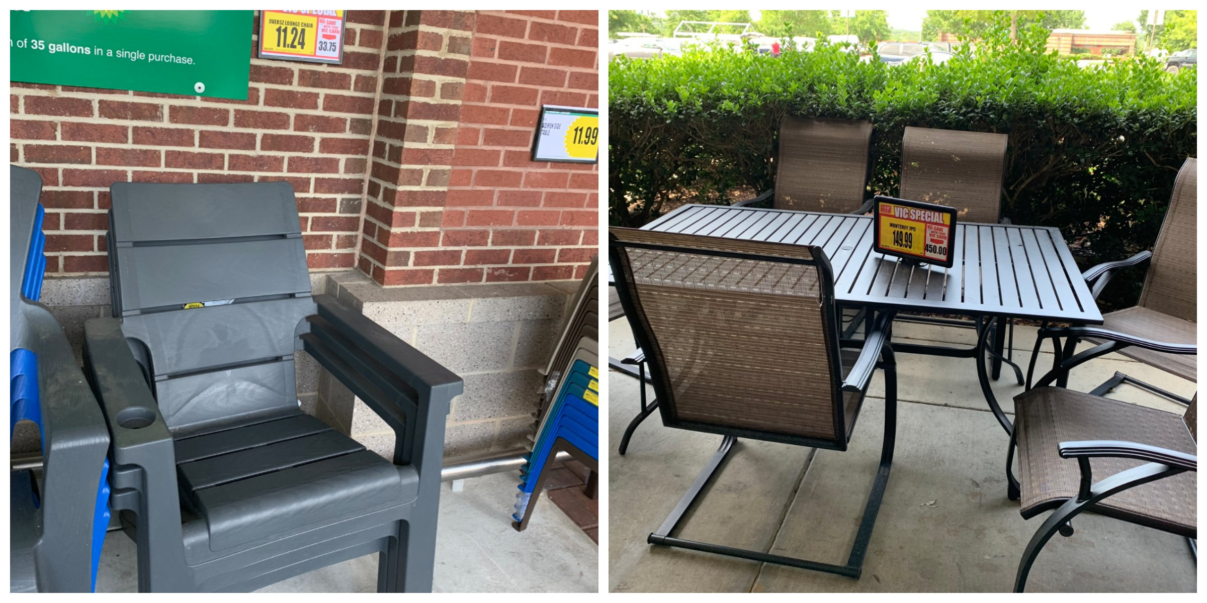 Hot Summer Patio Items 75 Off Check Your Store The