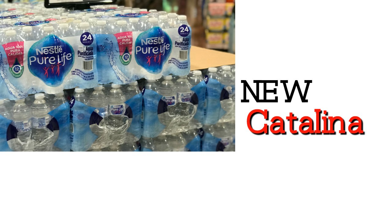 Nestle Water 24 Pack as low as $1 47 after Catalina! - The Harris