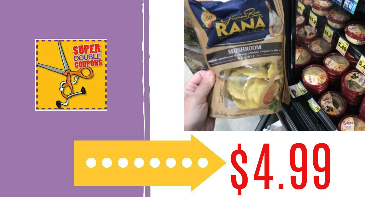New Rana Pasta and Sauce Coupons! - The Harris Teeter Deals