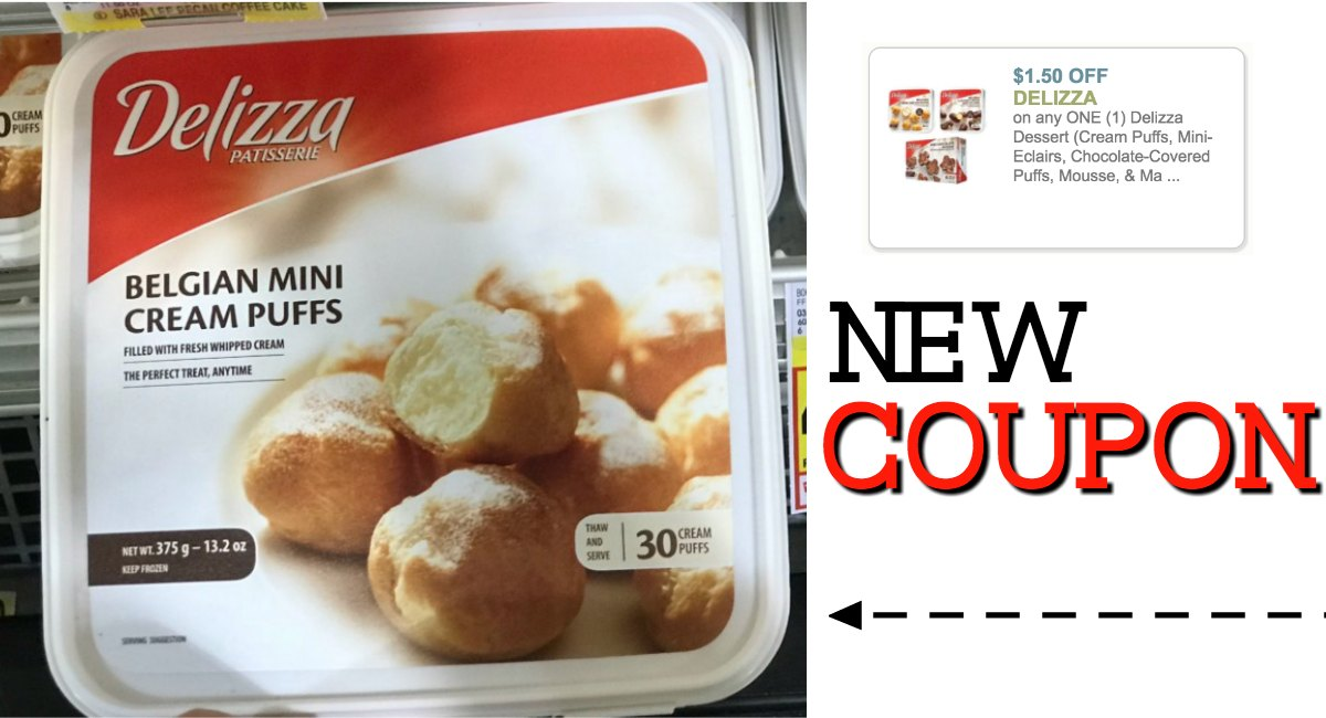 New Delizza Pastries Coupon To Print The Harris Teeter Deals