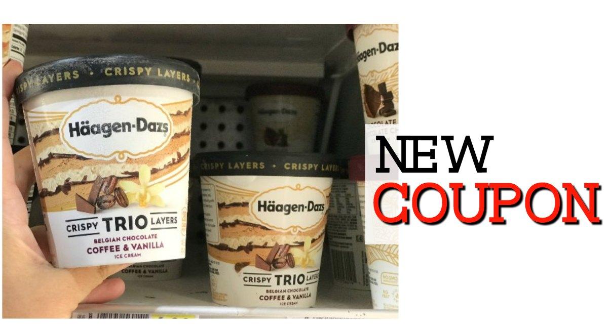 Rare Haagen Daz Ice Cream Coupon To Print The Harris