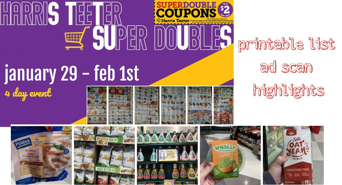 The Harris Teeter Deals Page 486 Of 960 Bringing You New Deals At Harris Teeter Everyday