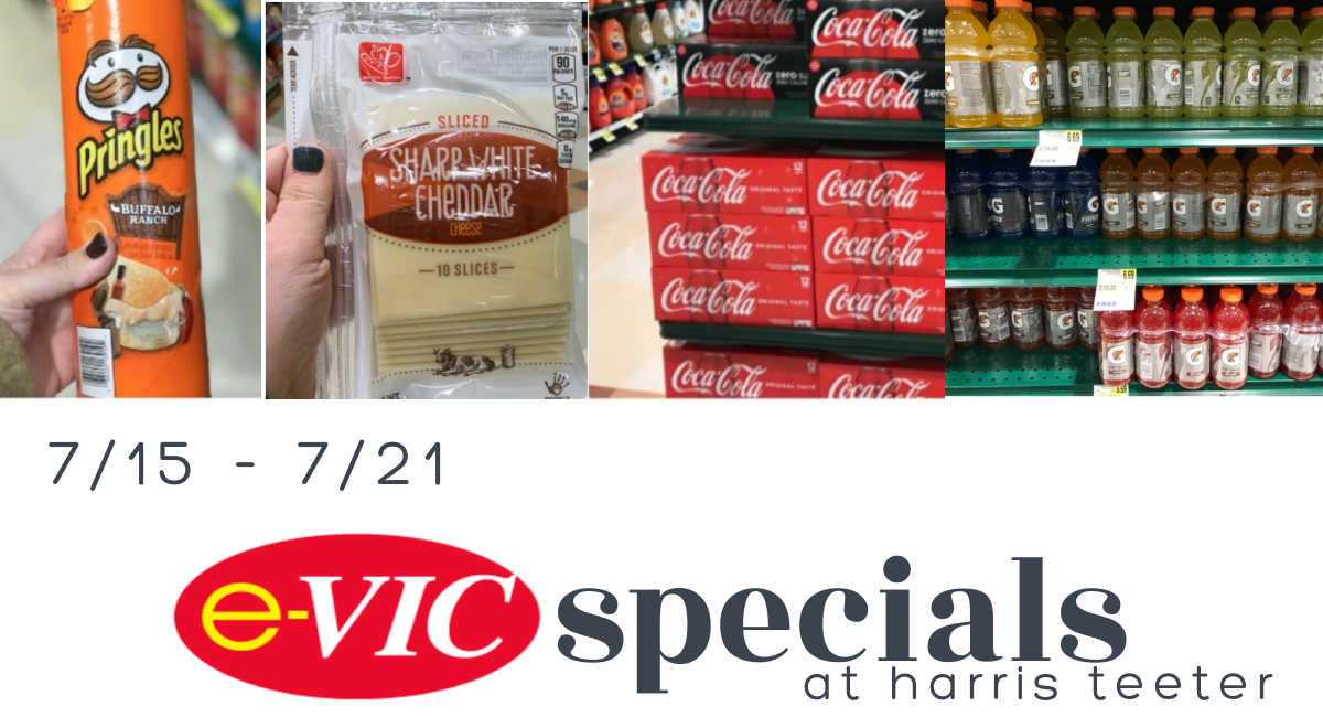 Sneek Peak At The Harris Teeter Deals 7 15 7 21 The Harris Teeter Deals
